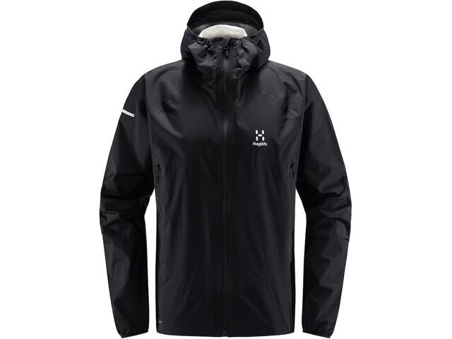 Haglöfs L.I.M PROOF Multi Jacket Herre true black